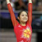 鶴見虹子14歳で優勝した体操選手ケガで引退後美人モデルに現在は『消えた天才』